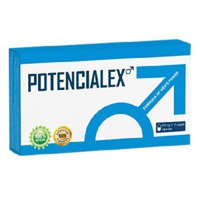 Potencialex capsule pentru potenta – preț, pareri, forum, contraindicații, prospect, farmacii