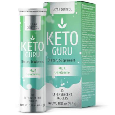 Keto Guru tablete pentru dieta ketogenica – prospect, ingrediente, pareri, forum, preț, farmacii
