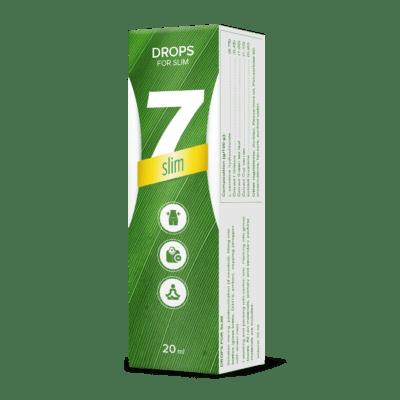 7Slim picături pentru slabit – pareri, forum, ingrediente, preț, prospect, farmacii