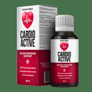 CardioActive picături - ingrediente, compoziţie, cum să o ia, cum functioneazã, prospect, pareri, forum, preț, de unde să cumperi, farmacie, comanda, catena - România