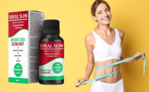 Ideal Slim picături, ingrediente, compoziţie, cum să o ia, cum functioneazã, efecte secundare, prospect