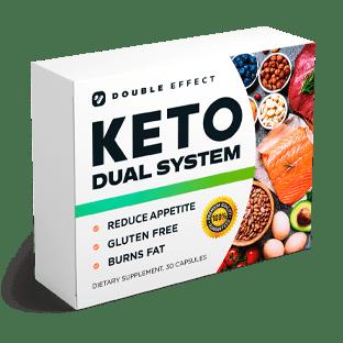 Keto Dual System capsule pentru slabit – prospect, ingrediente, pareri, forum, preț, farmacii