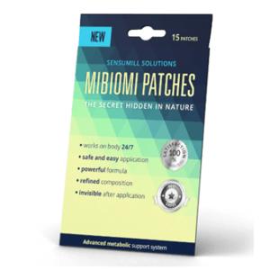 Mibiomi Patches plasturi pentru slăbire – prospect, ingrediente, pareri, forum, preț, farmacie