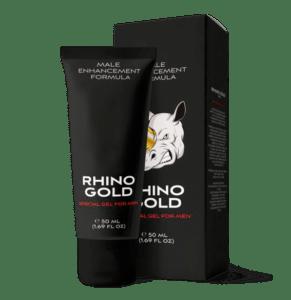 Rhino Gold gel pentru marire penis - compoziţie, prospect, pret, pareri, farmacii, forum