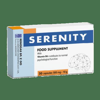 Serenity capsule - ingrediente, compoziţie, cum să o ia, cum functioneazã, prospect, pareri, forum, preț, de unde să cumperi, farmacie, comanda, catena - România
