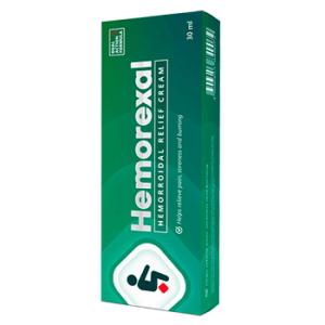 Hemorexal cremă pentru hemoroizi - preț, compoziţie, farmacii, pareri, forum, prospect