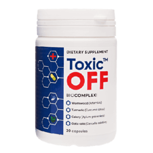 Toxic Off capsule pentru paraziți - prospect, ingrediente, pareri, forum, preț, farmacii