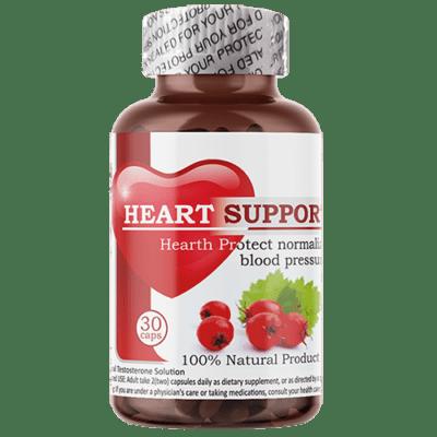 Heart Support pastile pentru hipertensiune arteriala - prospect, ingrediente, pareri, forum, preț, farmacii