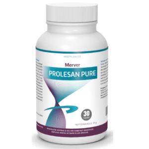 Prolesan Pure pastile pentru slabit - prospect, ingrediente, pareri, forum, preț, farmacii