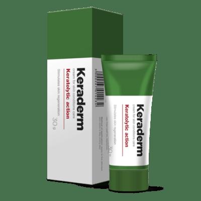 Keraderm cremă pentru riduri – preț, prospect, ingrediente pareri, forum, farmacii